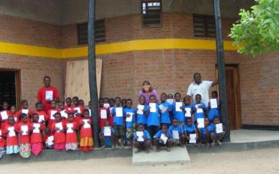 Bau mit uns eine Schule